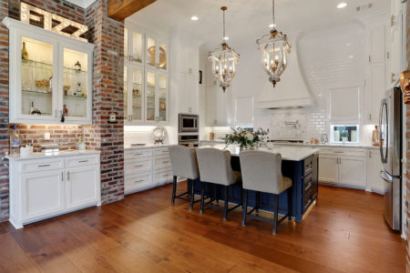 Custom Kitchen - Baton Rouge Residential Construction