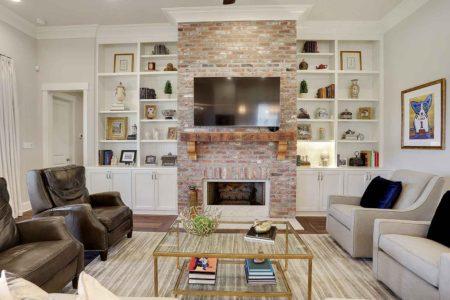 Lot 248 Harveston - Living Room